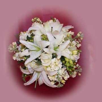 http://www.wedding-flowers-and-reception-ideas.com/asiatic-lily-wedding-bouquet.html