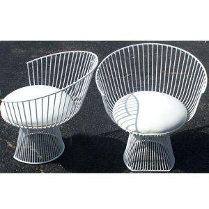 http://cgi.ebay.com/2-Mid-Century-Outdoor-Platner-Style-Chairs-Restored_W0QQitemZ220405750389QQcmdZViewItemQQptZAntiques_Furniture?hash=item335134da75&_trksid=p3286.c0.m14&_trkparms=65%3A12%7C66%3A2%7C39%3A1%7C72%3A1205%7C240%3A1318%7C301%3A1%7C293%3A1%7C294%3A50#ebayphotohosting