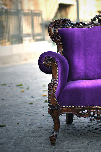 Charmant Old Chair