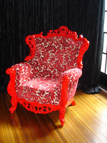 Neo-Classic Chair by Shanghai Furniture on Flickr. & seat | Make Mine Eclectic