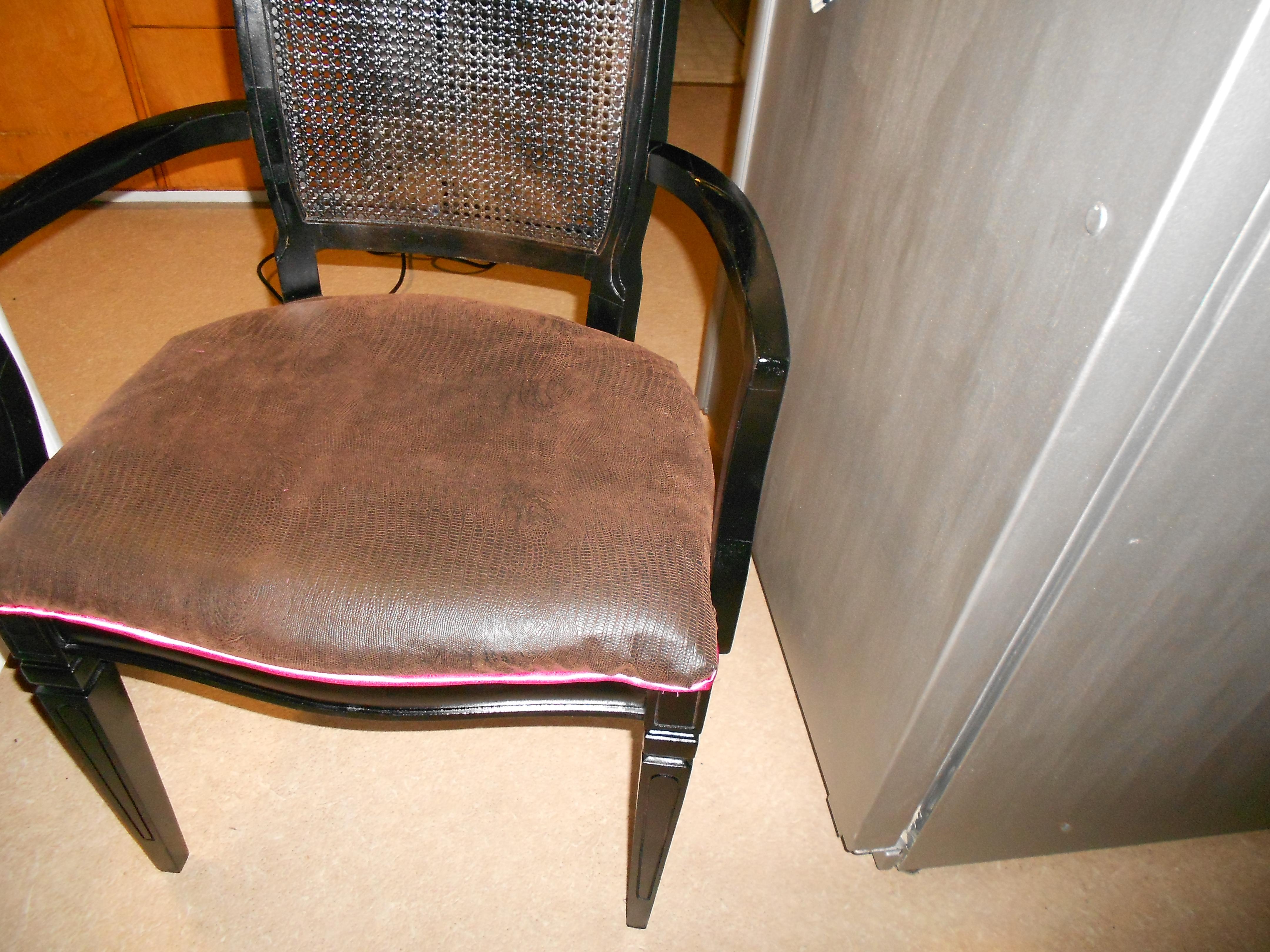 Как сделать сиденье стула