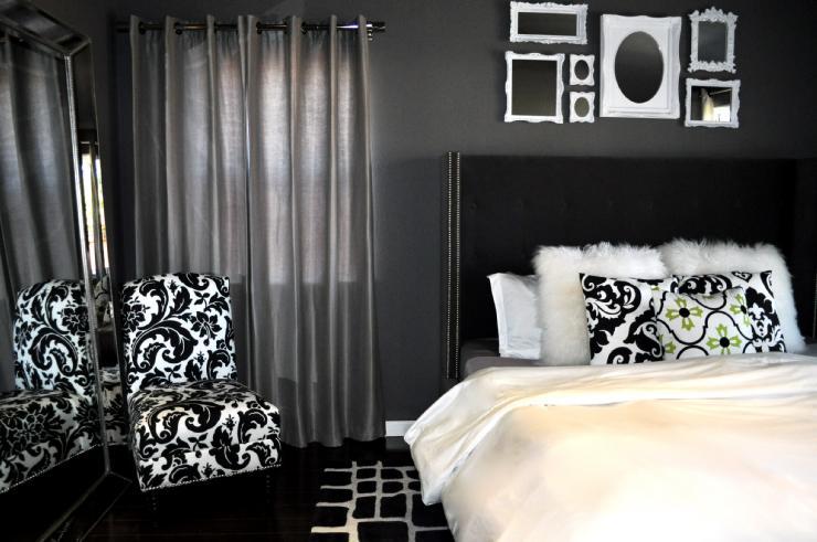 see - Damask Bedroom Ideas